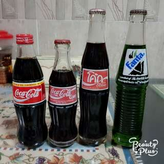 Soft drink collectables