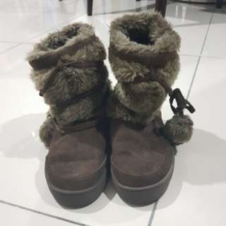 Kid Winter Boots (size:13)