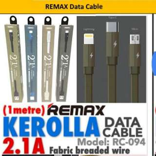 Remax Kerolla Data Cable