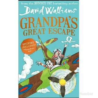 (Ebook) Grandpa's Great Escape - David Walliams
