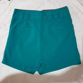 Asos green skirt used once