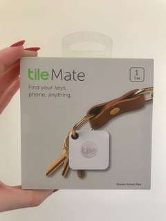 Tile mate Bluetooth