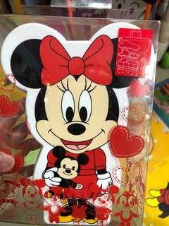 Minnie Mouse 餐盒連餐具