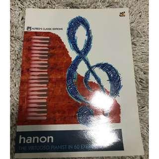 BRAND NEW HANON PIANO BOOK
