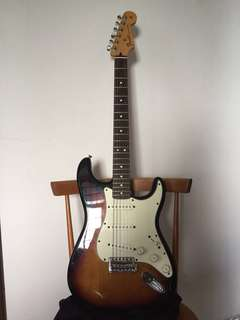 Fender Stratocaster - Made In Mexico