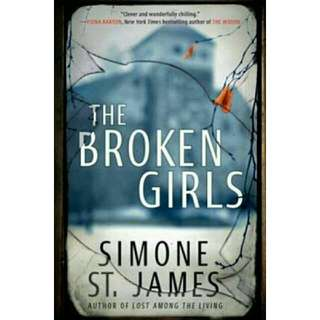 (Ebook) The Broken Girls - Simone ST. James
