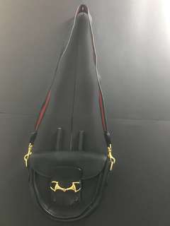 Gucci  Saddle Sling Bag