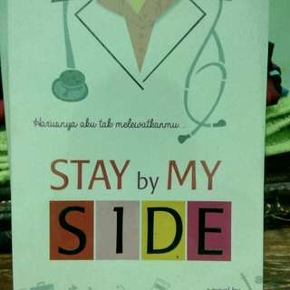 "Novel ""stay by my side"""