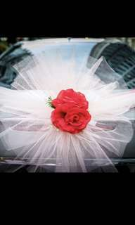 Wedding Bridal Car Decor and Rental