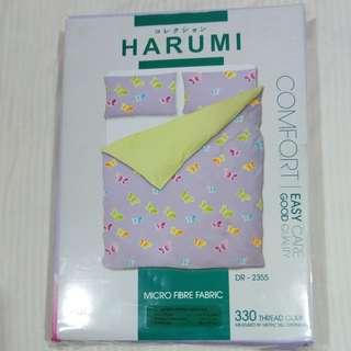 HARUMI QUEEN BED SHEET