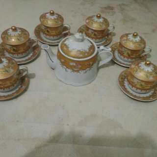 Vicenza Tea Set
