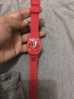 Original Swatch Red