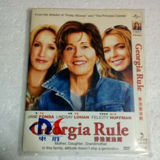 DVD - Georgia Rule
