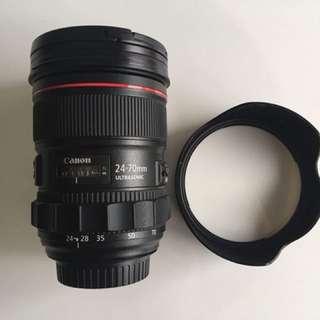 Canon 24-70 2代