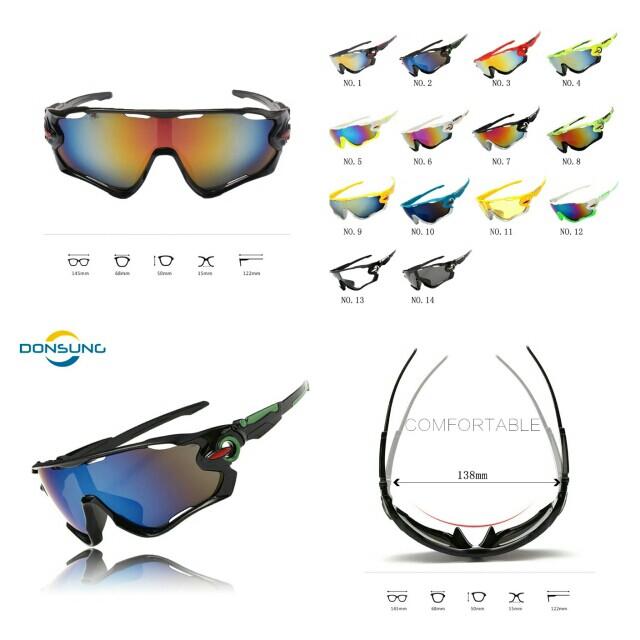 44bd760b2e3b 🆕🆒2018 Bestselling Cycling Glasses Bike Eyewear Sports Sunglasses ...