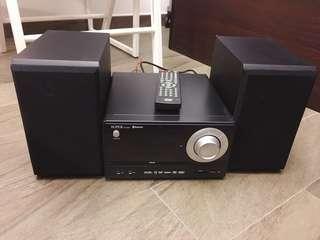 藍牙音響CD player