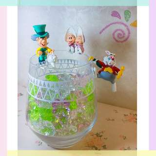 奇譚 迪士尼 愛麗絲夢游仙境 杯緣子