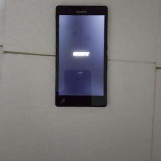 C6603 sony Xperia Z. 16GB nice condition slightly use