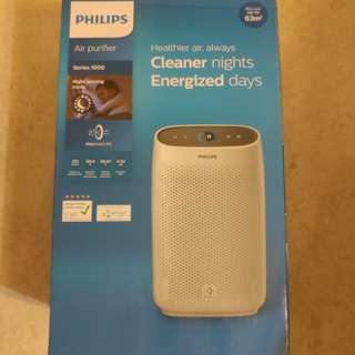 Philips Air Purifier 1000 series.