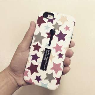 For iPhone 6/6s: SHOCKPROOF STARS CASE