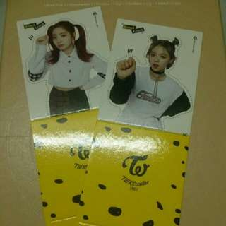 Twice lane2 standee