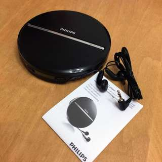 Philips CD Walkman / Discman (全新)
