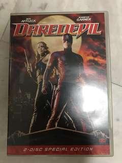 Choose 5 items for $15: Daredevil