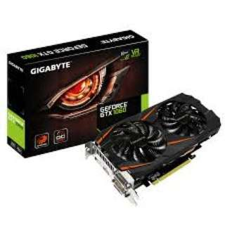 Gigabyte GTX 1060 6gb Windforce OC