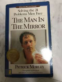 Choose 5 items for $15: The Man in the Mirror