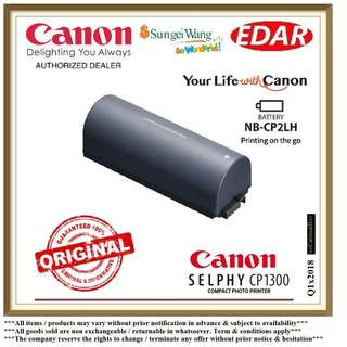 CANON BATTERY SELPHY PRINTER NB-CP2LH ««ORIGINAL CANON BATTERY PRINTER»»