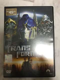 Choose 5 items for $15: Transformers