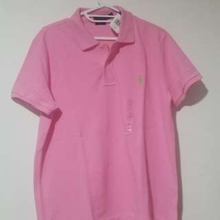 Ralph Lauren Polo Shirt not Lacoste Fred Perry Penguin