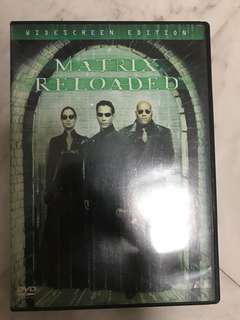 Choose 5 items for $15: Matrix Reloaded