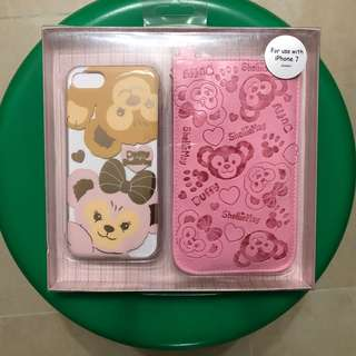 香港迪士尼 Duffy Shelliemay iPhone case for iPhone 7