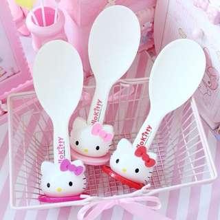 {現貨}Hello Kitty立體飯勺/飯匙