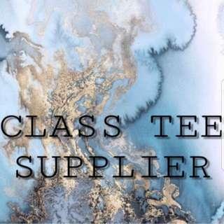 CHEAP CLASS TEE