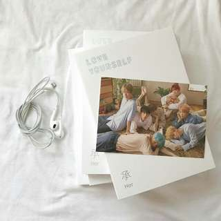 [WTB]Love yourself BTS album