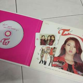 Twice Album -the story begins