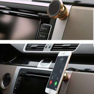 Car Magnetic Phone Mount Mobile Bracket 360