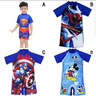 ❤INSTOCK❤ Toddler Boy Swimsuits