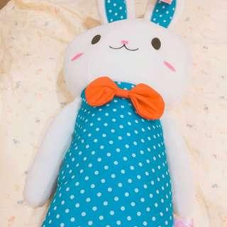 🚚 兔子玩偶