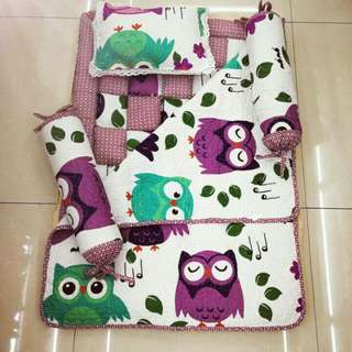 Baby Patchwork Toto