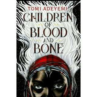 (Ebook) Children of Blood and Bone - Tomi Adeyemi