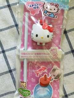 Hello Kitty 飲管