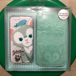 香港迪士尼 Gelatoni iPhone case for iPhone 6/6s