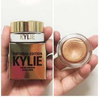 BN KYLIE COSMETICS COPPER CREME SHADOW