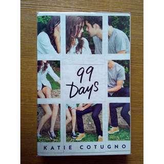 99 Days (Signed, Preloved, Paperback)