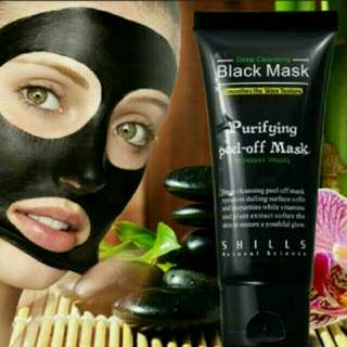 SHILLS Purifying Black Mask