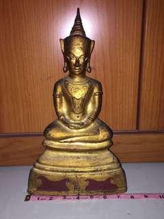 Phra Chai Bucha. Price is negotiable