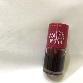 (Preloved) Etude House Water Tint (Shade: 02 Cherry Ade)